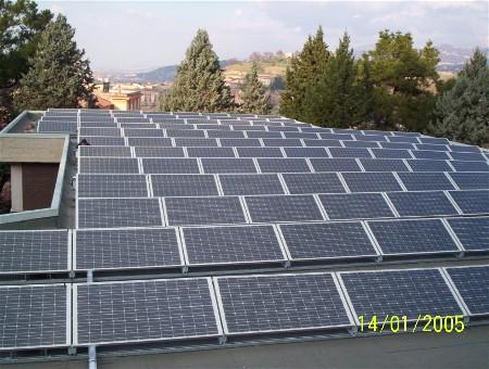 ITIS Cosenza  20 kWp
