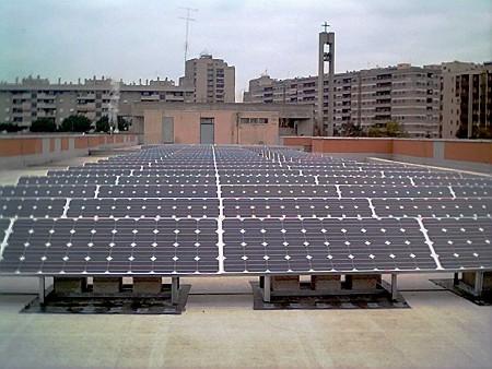 ITIS Pacinotti ROMA  20 kWp