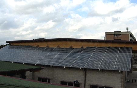 Parrocchia San Cleto Papa (Roma)  17,280 kWp