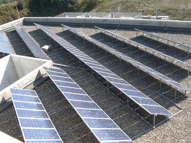 Università di Salerno  20 kWp