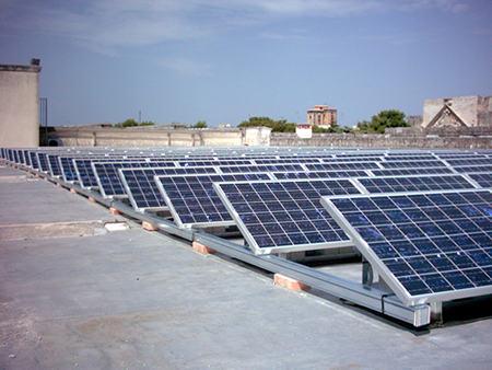 Università Lecce  20 kWp
